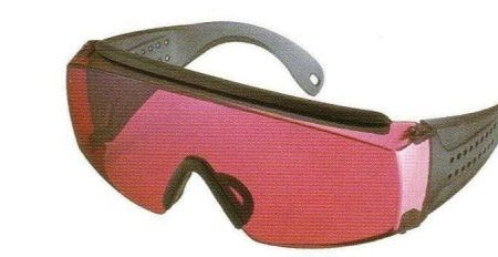 Laser safety products protect the eyes from harmful laser sources. Goggles and laser curtains for work areas...